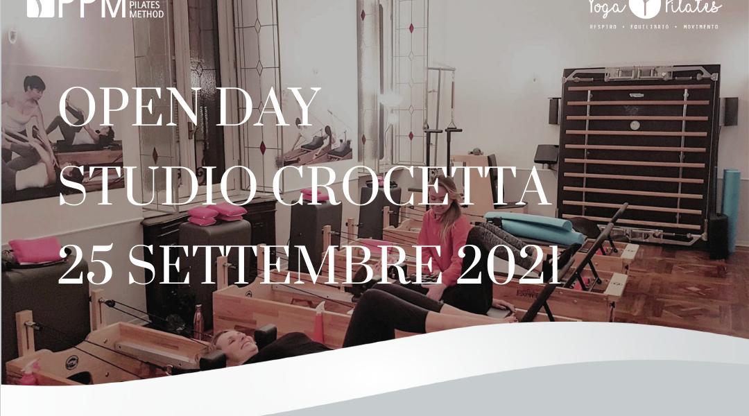 Open Day 2021 Studio Crocetta